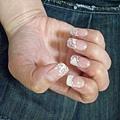夾心粉雕變化法式水晶-右手