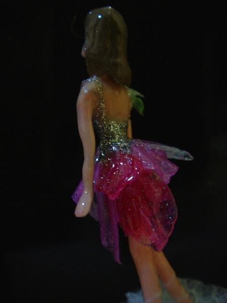 3D粉雕娃娃之迷你金剛芭比