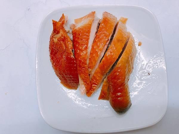 古法糖燻雞