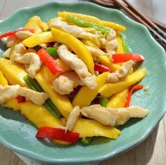 野飼崎雞清爽料理2