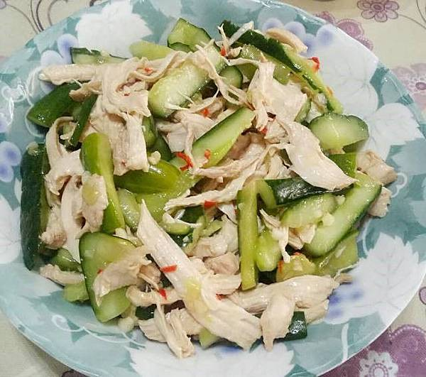 野飼崎雞清爽料理4