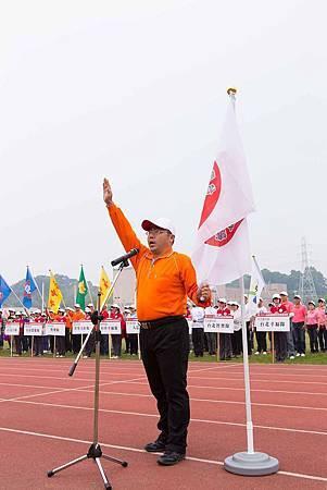 運動員宣誓