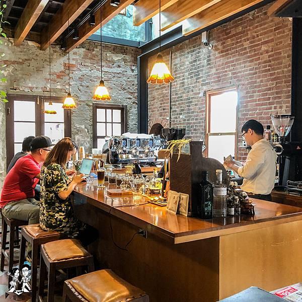 【彰化│鹿港】凡咖啡Fang Kofi,鹿港老街特色餐廳/老宅咖啡廳/下午茶推薦