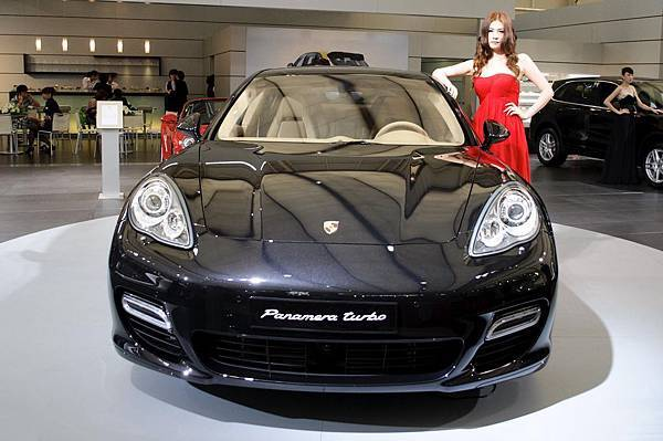 四門的Porsche