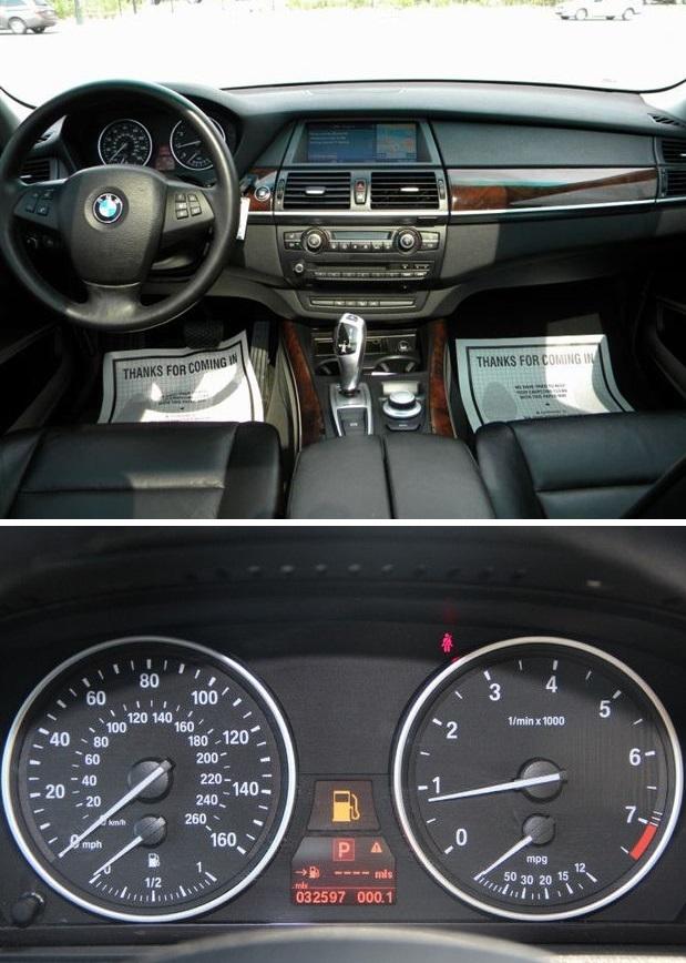 2007X5內裝儀表