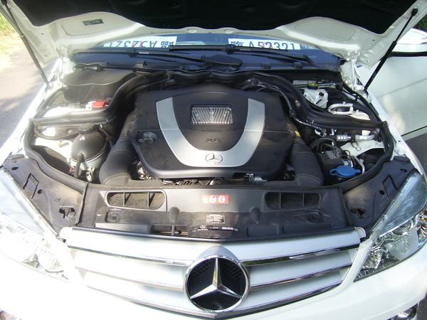 C300的引擎