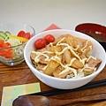 甘辛薑汁燒肉丼 150元
