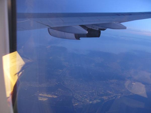 空中鳥瞰西班牙