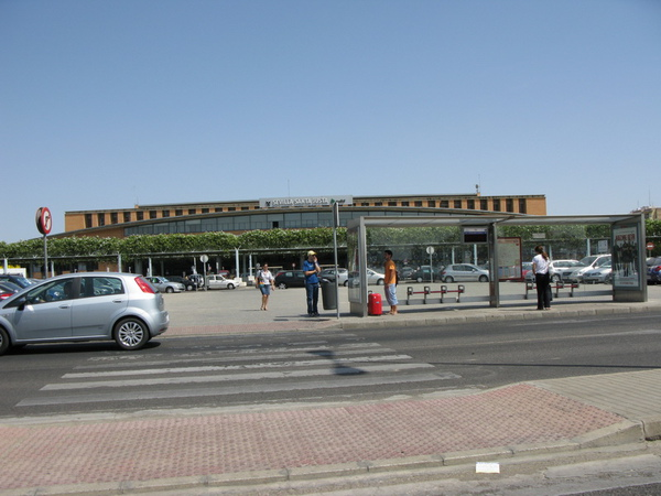 塞維爾火車站