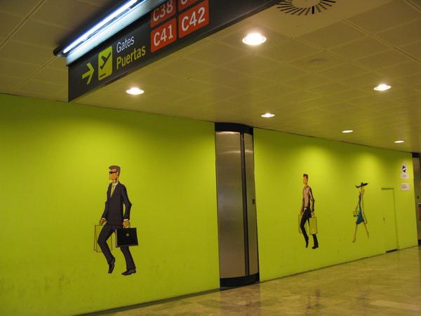 馬德里機場