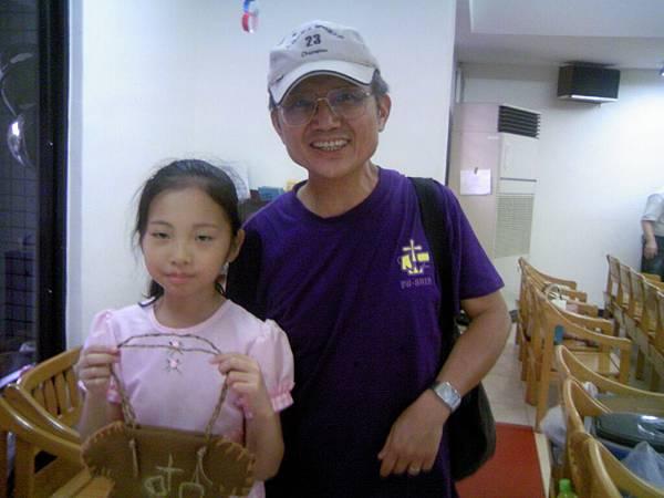 思綺和富川老師