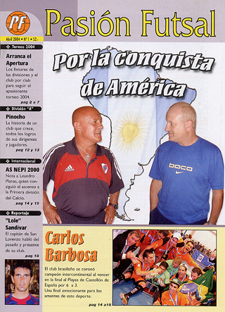 Nr. 001 (April 2004)