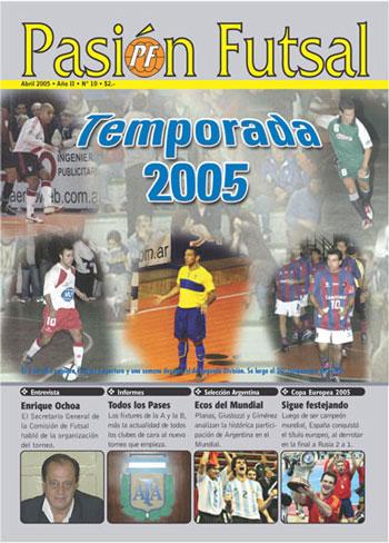 Nr. 010 (April 2005)