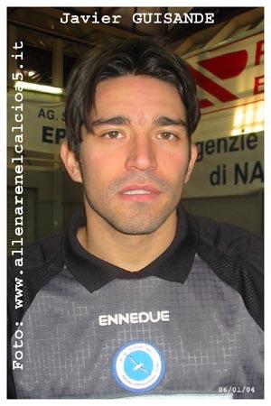 Javier Guisande
