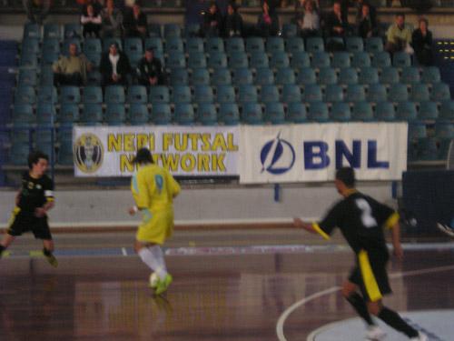 Nepi vs Lazio