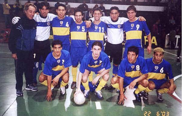 02 Boca Juniors