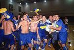 Boca Campeón Clausura 2003