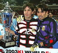 2003 KL World 5's - 6