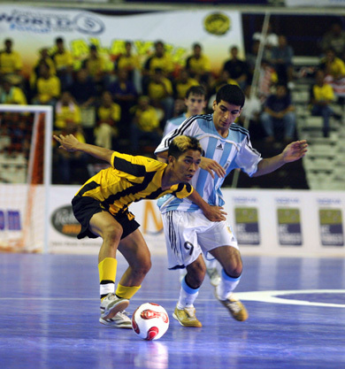 08 KL World 5's - Argentina vs Malaysia 1
