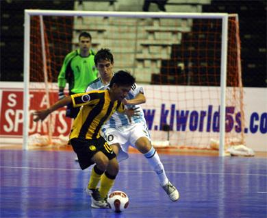 08 KL World 5's - Argentina vs Malaysia 2
