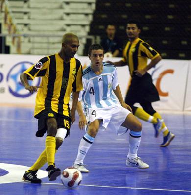 08 KL World 5's - Argentina vs Malaysia 4