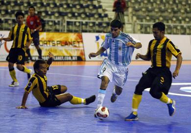 08 KL World 5's - Argentina vs Malaysia 5