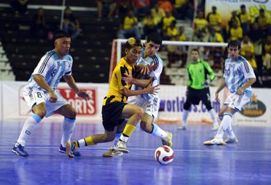 08 KL World 5's - Argentina vs Malaysia 6