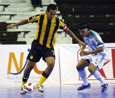 08 KL World 5's - Argentina vs Malaysia 7