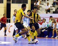 08 KL World 5's - Argentina vs Malaysia