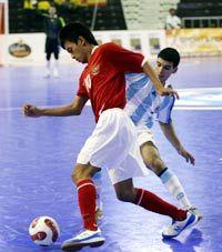 08 KL World 5's - Argentina vs Indonesia
