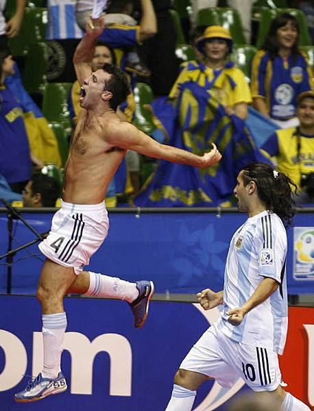 2008.10.05 Argentina - Ukraine