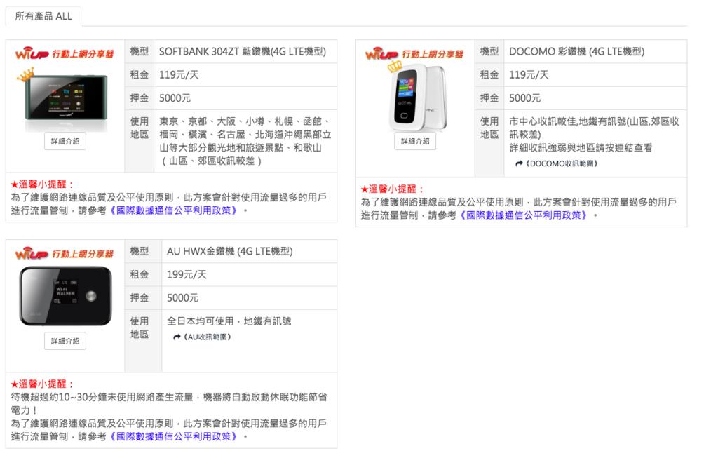 wi-up產品