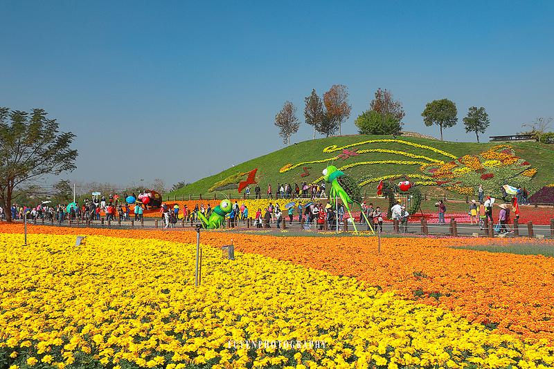 2017臺中國際花毯節13