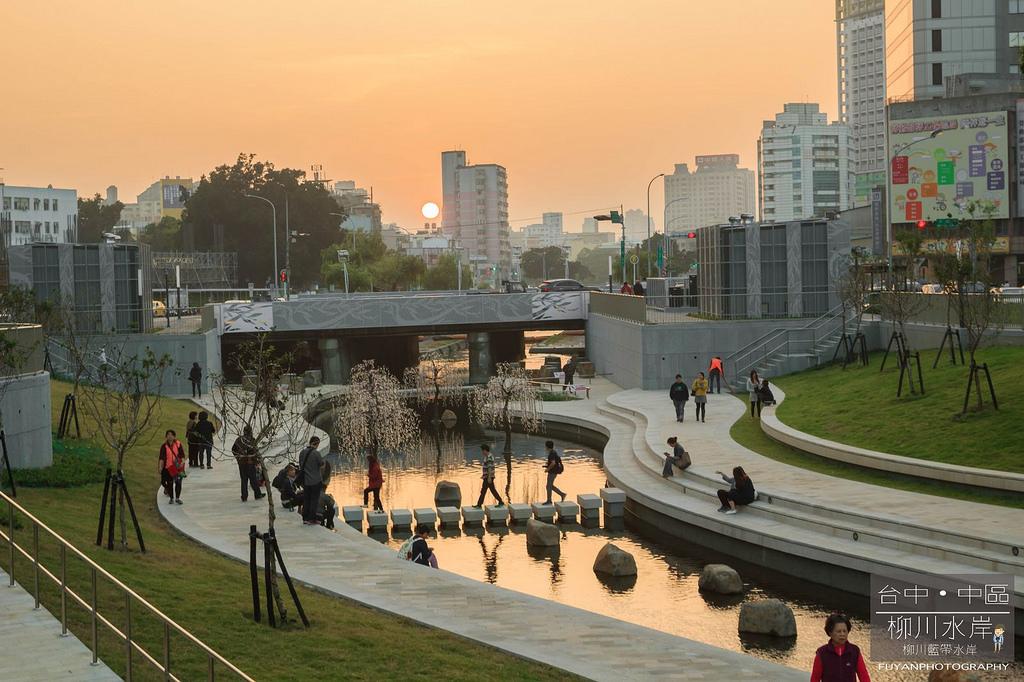 台中柳川水岸1