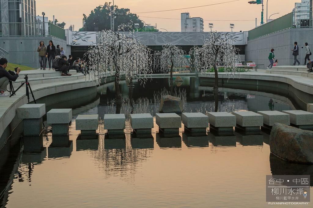 台中柳川水岸4