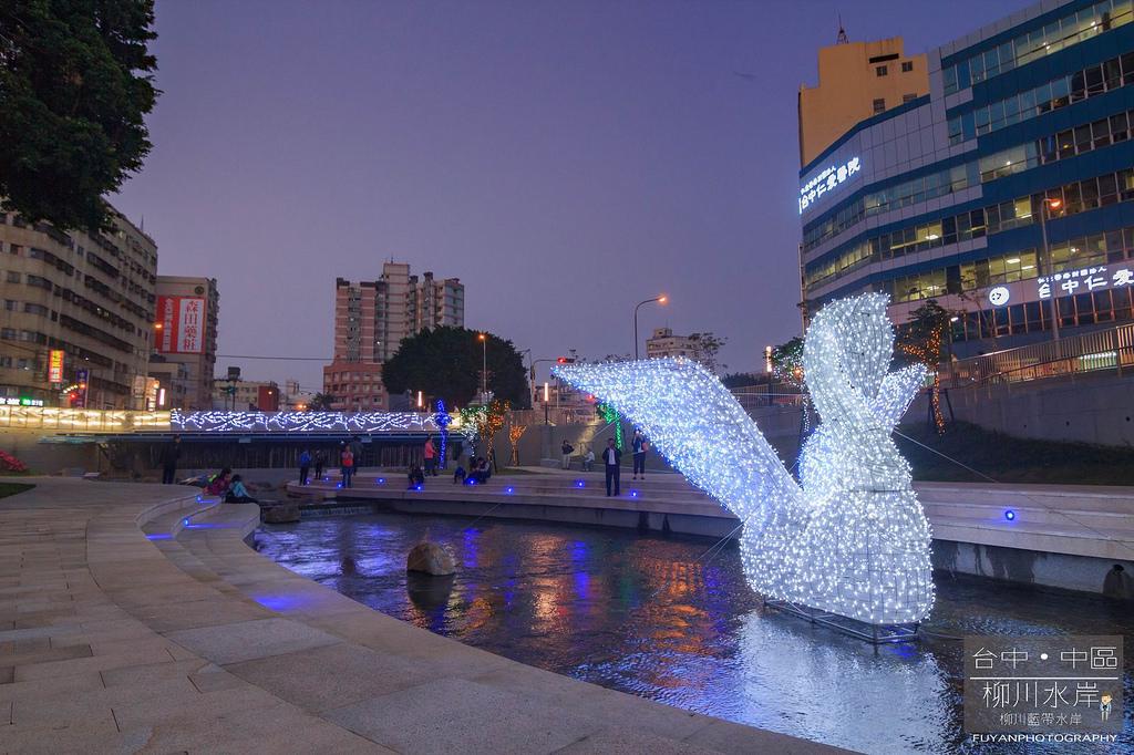 台中柳川水岸19