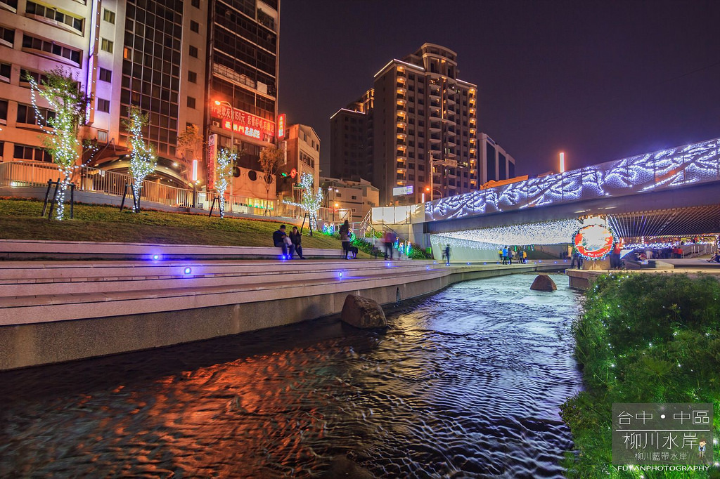 台中柳川水岸31