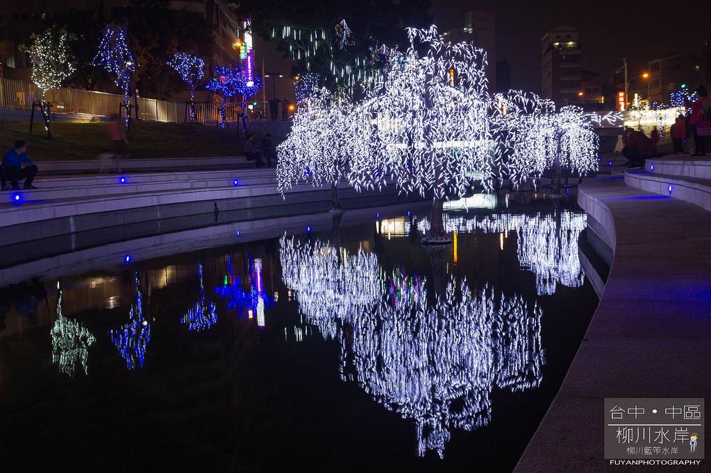 台中柳川水岸42