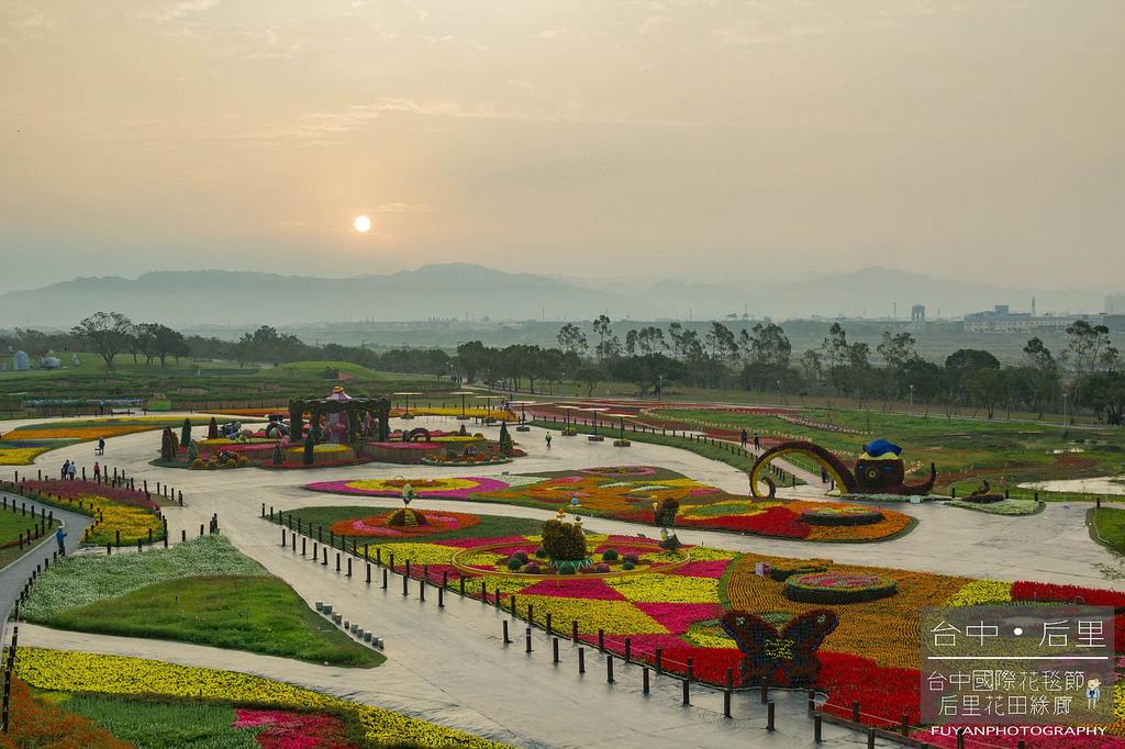 台中國際花毯節7