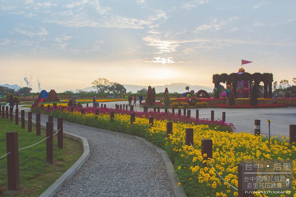 台中國際花毯節16