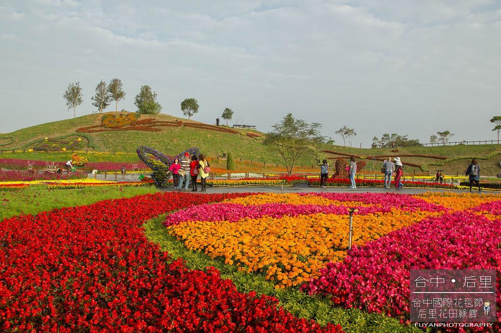 台中國際花毯節31