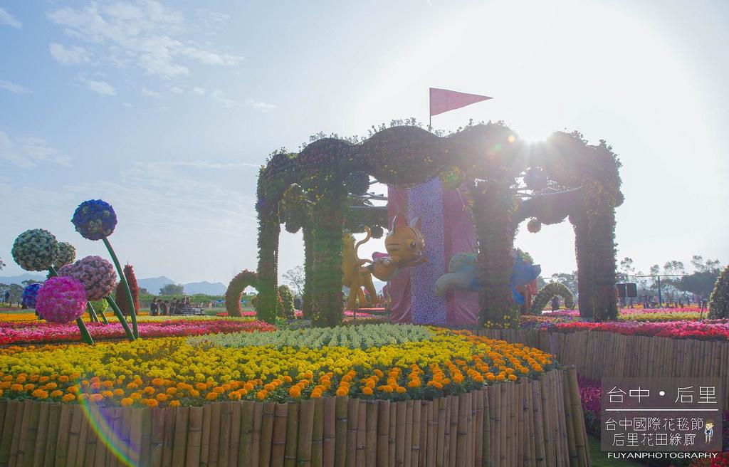台中國際花毯節39