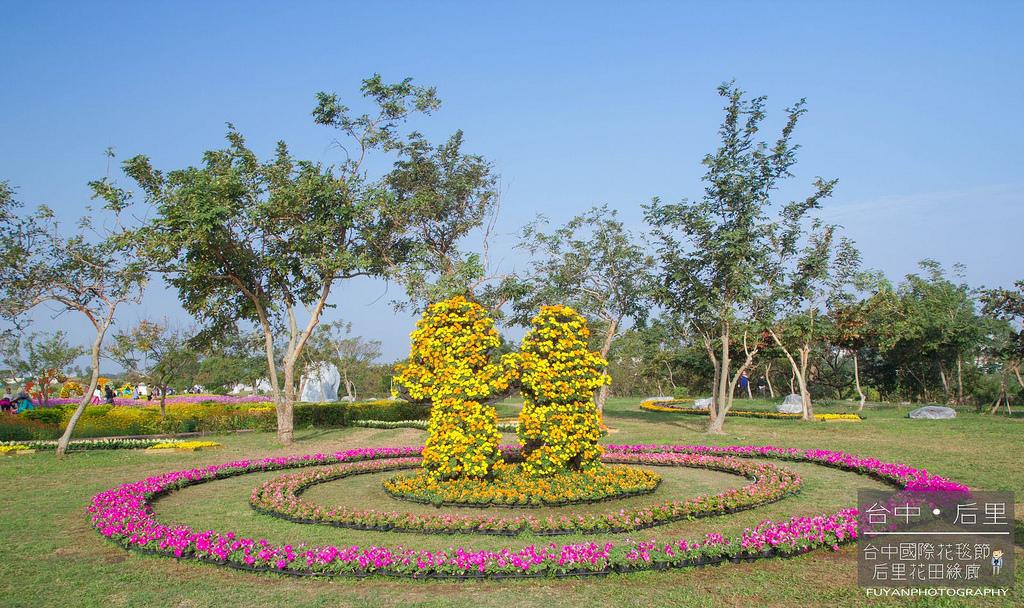 台中國際花毯節54