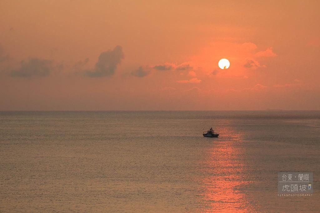 虎頭坡日落4