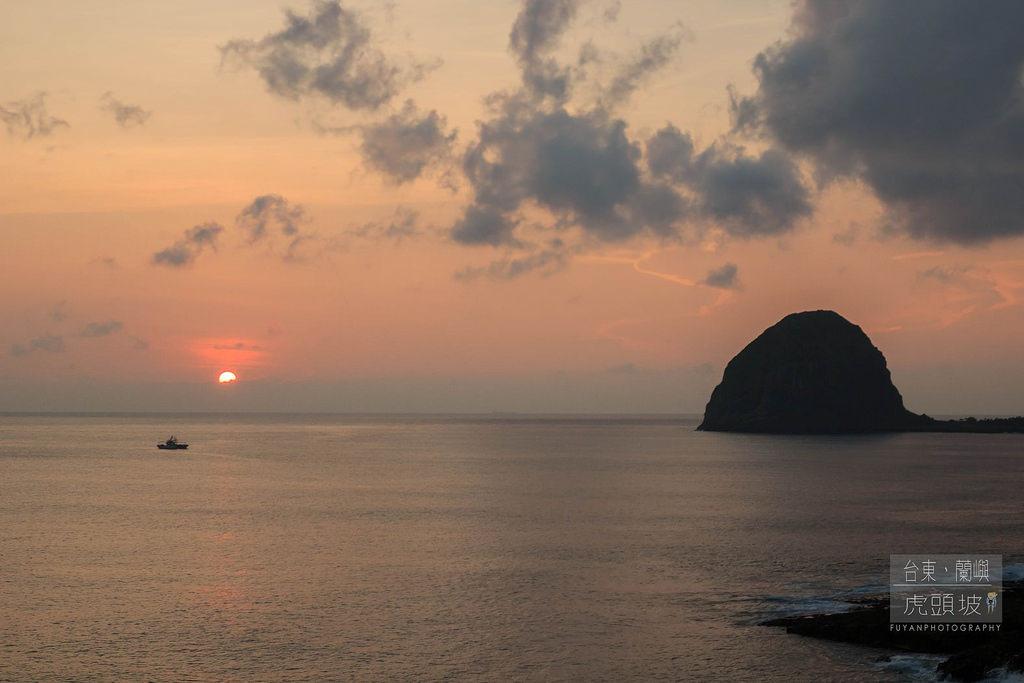 虎頭坡日落14