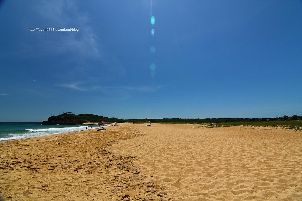 山水沙灘 (12)