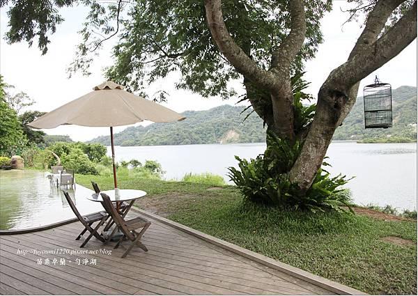勻淨湖湖光早餐 (9)