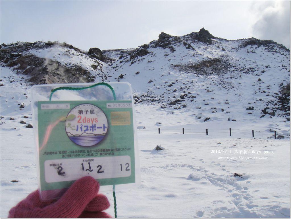 弟子屈 2 day pass (1)