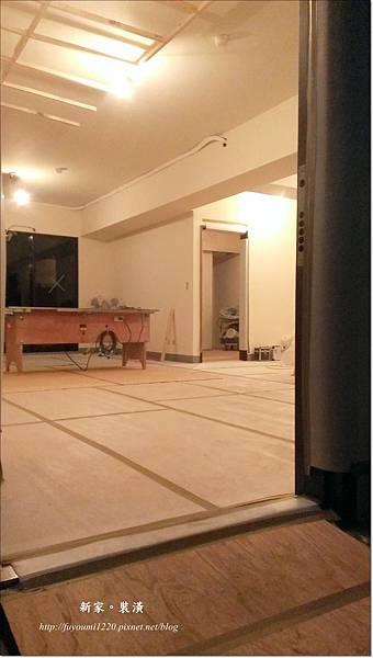 木工與冷氣銅管進場 (12)