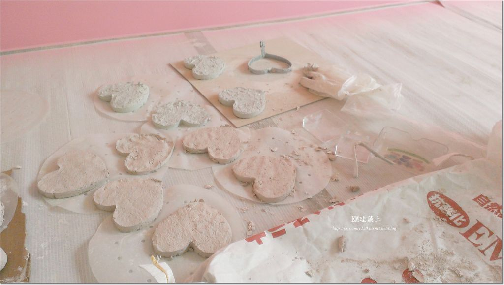 DIY珪藻土 (1)